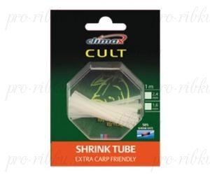 Термоусадочная трубка Сlimax Shrink Tube 2,4мм 1м белая