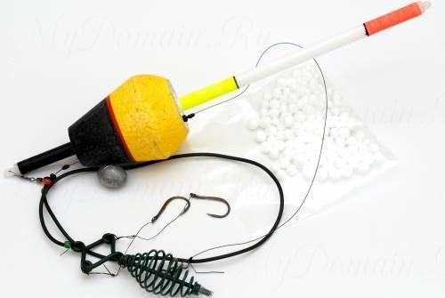 коромысло для рыбалки
