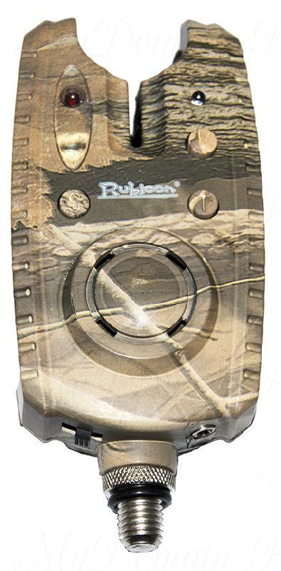 Электронный сигнализатор поклевки RUBICON YL-6C камуфляж