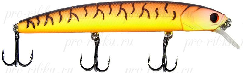 Воблер RUBICON SLONG MINNOW S, 95mm, 10gr, F1090