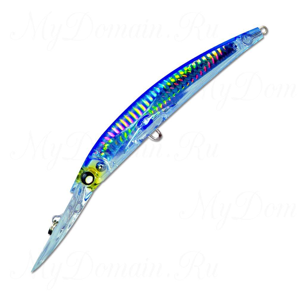 Воблер Yo-Zuri Crystal 3D Minnow DD (F) 130mm F982-HSB