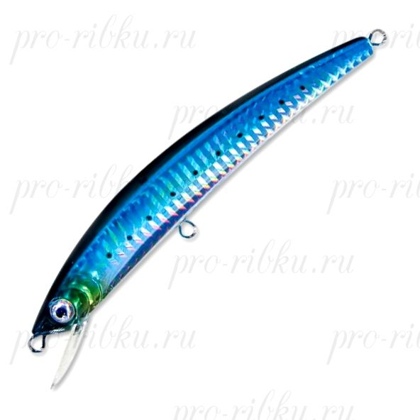 Воблер Yo-Zuri Crystal Minnow (F) 110mm F7-GHIW
