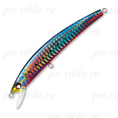Воблер Yo-Zuri Crystal Minnow Long Cast (S) 70mm F948-BHS
