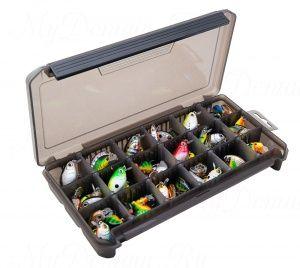 Коробка для приманок ТРИ КИТА КДП-2