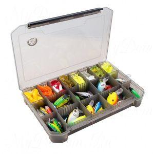 Коробка для приманок ТРИ КИТА КДП-3