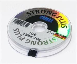 Леска Climax Strong Plus Ice 0,16 мм 25 м 2,60 кг уп. 10 шт. (прозрачная)