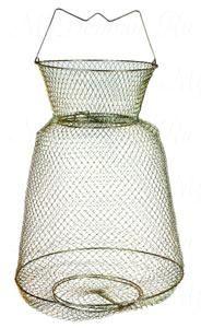 Садок металлический d=38cm 3810