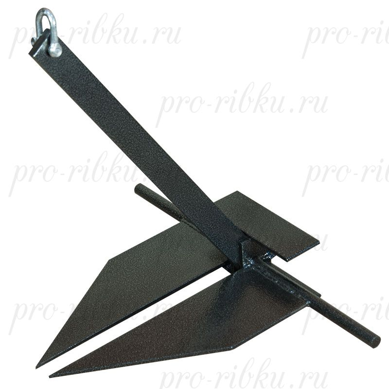 Якорь Дэнфорта ЯЛД-2,5 кг