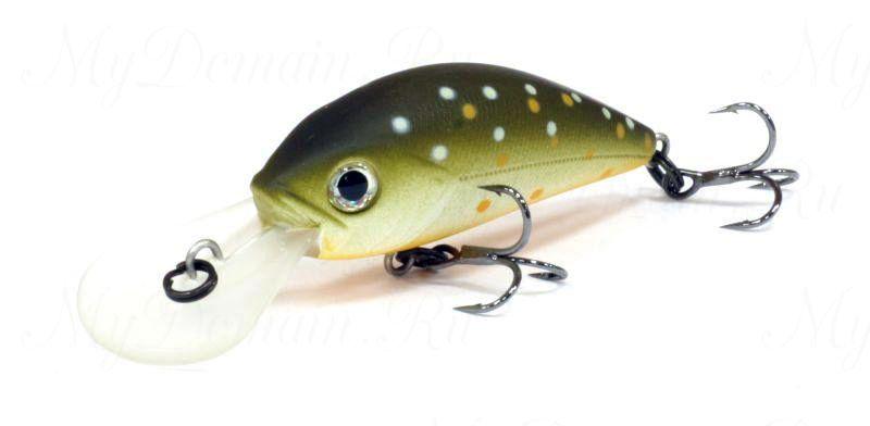 Воблер ASAKURA S.HORNET DR-SP 324-цвет, 3,5 см.,2,7 гр, заглубление 1,0-1,5 м.,