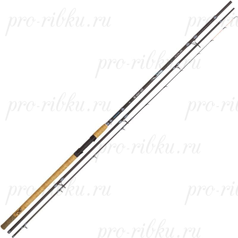 Удилище фидерное Browning Black Magic SLF River Feeder MН 4,20м 120gr
